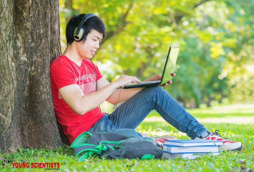 Young Scientists Journal Web Developer/Designer