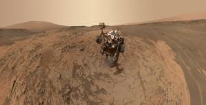 Mars: Curiosity Rover